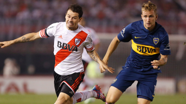 Boca Juniors vs River Plate. Foto: Getty Images