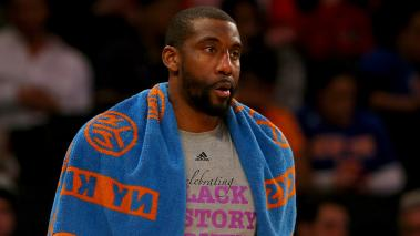 Amare Stoudemire, New York Knicks