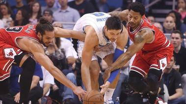Baloncesto, Victor Oladipo, Orlando Magic, Derrick Rose, Chicago Bulls, Estados Unidos