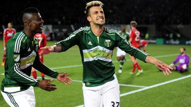 Dairon Aspirlla, Colombia, Portland Timbers, New York City FC, MLS, Estados Unidos, David Villa