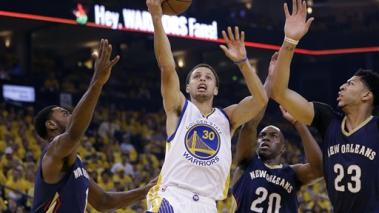 Stephen Curry, Golden State Warriors, Nueva Orleans Pelicans, Baloncesto, Estados Unidos