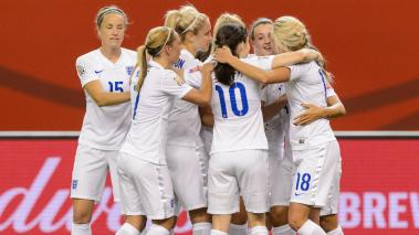 Inglaterra femenil (Getty Images)
