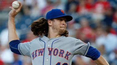 Jacob deGrom - Foto: Getty Images