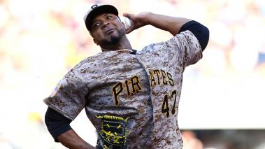 Francisco Liriano, Pittsburgh Pirates, Washington Nationals, Béisbol, Estados Unidos, Grandes Ligas