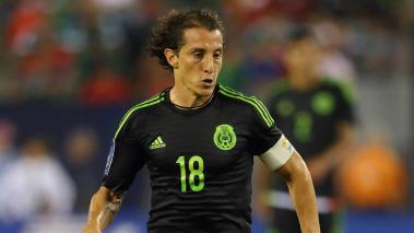 Andrés Guardado - Foto: Getty Images