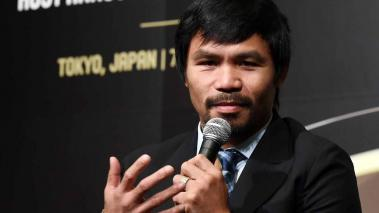 Manny Pacquiao - Foto: Getty Images