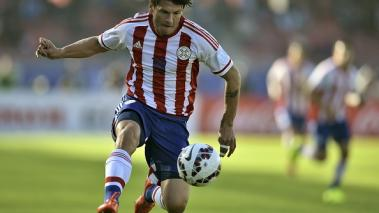 El paraguayo Nelson Haedo emigra a la Major League Soccer. Foto: Getty Images