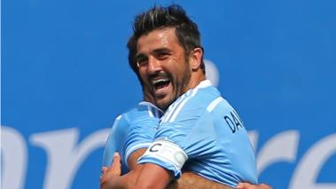 David Guaje Villa, New York City FC, Temporada 2015 - MLS, MLS, Estados Unidos, DC United