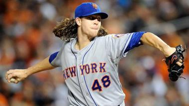 Jacob deGrom lució dominante contra Baltimore