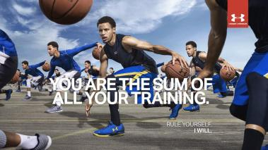 Under Armour lanza campaña para destronar a Nike.