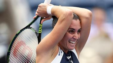 Pennetta avanzó a la final del US Open