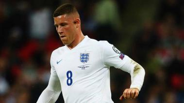 Ross Barkley se lució ante Estonia