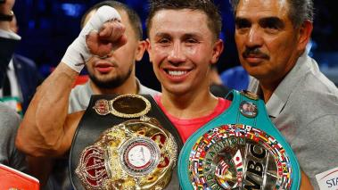 Gennady Golovkin. Foto: Getty Images