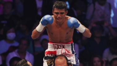 "Román ""Chocolatito"" González. Foto: Getty Images"