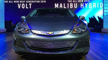 Chevrolet Volt 2016 ganó el Premio Green Car of the Year