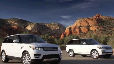 Jaguar-Land Rover, doble debut en el desierto de Arizona