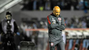 Jorge Sampaoli. Foto: Getty Images.