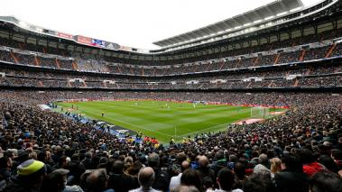 La final de la Copa del Rey no se jugará en el estadio Santiago Bernabéu. Foto: Getty Images