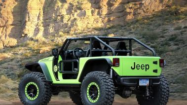 Easter Jeep Safari 2016 con 7 ediciones especiales