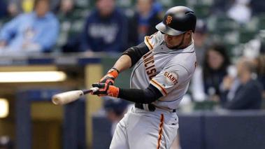 Gigantes remontan y le pegan a Cincinnati. Foto: Getty Images