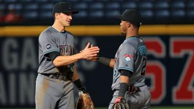 Zack Greinke y Wellington Castillo guían a Diamondbacks ante Braves