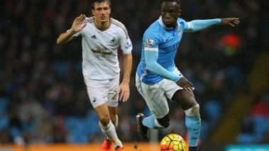 Swansea vs Manchester City