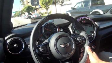 Video Test Drive MINI Convertible 2016 en Los Angeles
