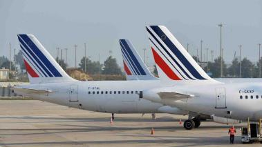 Posible huelga de Air France afectaría a la Eurocopa. Foto: Getty Images