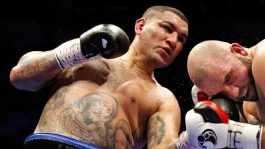Chris Arreola retará al campeón pesado Deontay Wilder. Foto: Getty Images