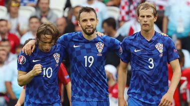 Croacia busca sellar su pase a octavos frente a República Checa. Foto: Getty Images