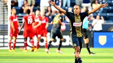 Philadelphia Union derrotó al Chicago Fire. Foto: Twitter