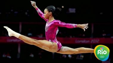 "Gabrielle ""Gabby"" Douglas. Foto: Getty Images"