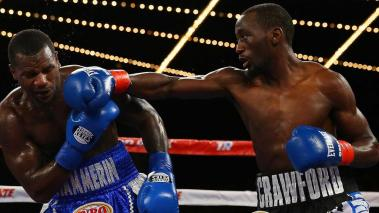 Terence Crawford ha sido campeón mundial en dos divisiones. Foto: Getty Images