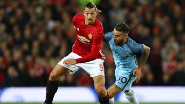 Mancherster United vs. Manchester City: Derbi de Manchester engalana la Premier League