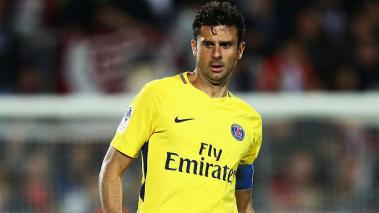 Thiago Motta no entra en la lista para el choque ante Real Madrid. (Foto Getty)