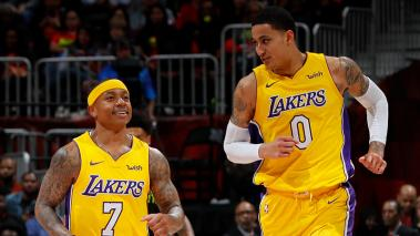 Isaiah Thomas y Lakers sorpreden al Heat
