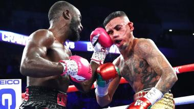 Terence Crawford: Mikey Williams / Top Rank
