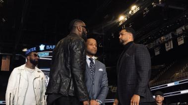 Deontay Wilder vs. Dominic Breazeale