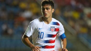 Giovanni Reyna of USA. Getty Images