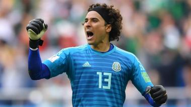 Guillermo Ochoa, de México. Getty Images