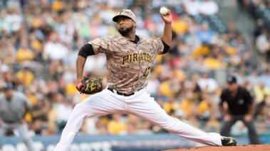 Francisco Liriano poncha a 13 y Pirates vencen 5-3 a Brewers