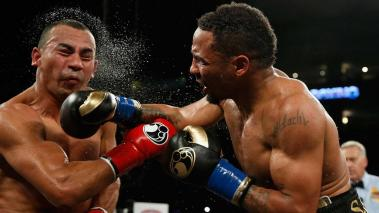Andre Ward superó sin problemas a Alexander Brand. Foto: Getty Images