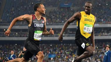 Usain Bolt. Foto: Getty Images