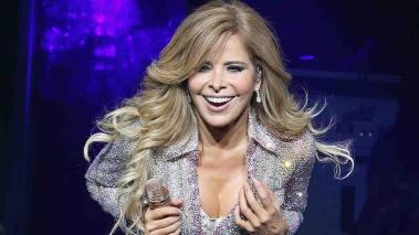 Gloria Trevi aparece en un video acompañada de Cristiano Ronaldo. Foto: Getty Images