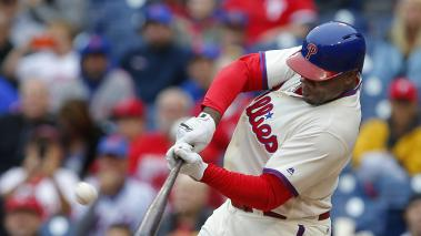 Phillies despiden a Ryan Howard con victoria sobre los Mets