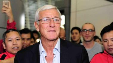 Marcello Lippi cerca de convertirse en seleccionador de China. Foto: Getty Images