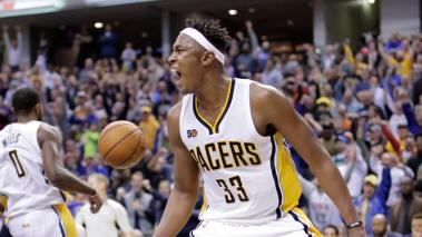 Pacers superan a Mavericks en tiempo extra en NBA