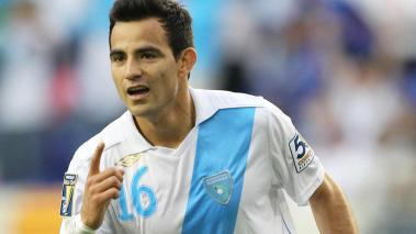 renada during the Concaf Gold Cup at Red Bull Arena on June 13, 2011 in Harrison, New Jersey. (Photo by Al Bello/Getty Images)