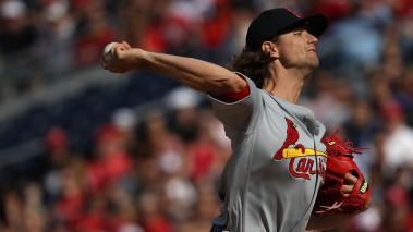 Mike Leake vence a Max Scherzer; Cardinals, a Nationals