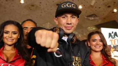 Gennady Golovkin. Foto: Hogan Photos/Golden Boy Promotions
